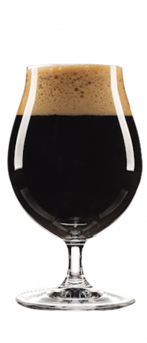B2 Imperial Stout Rum Barrel by Transmitter Brewing in New York, United States