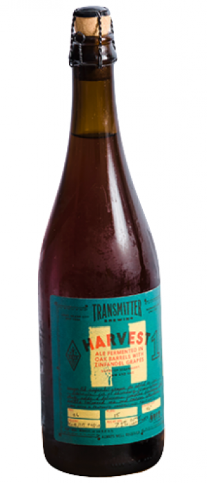 H1 Zin Saison by Transmitter Brewing in New York, United States
