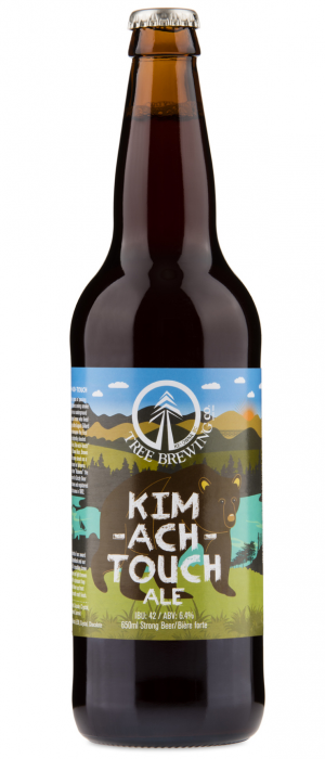 Kim-Ach-Touch Ale by Tree Brewing Company in British Columbia, Canada