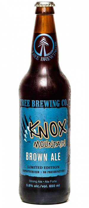 Raw Series #3 - Knox Mountain by Tree Brewing Company in British Columbia, Canada