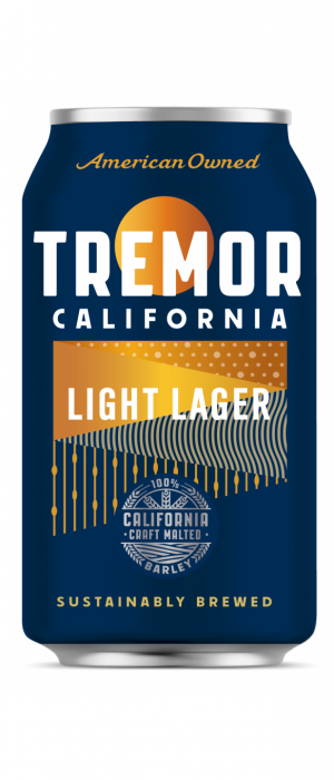 Tremor California by Seismic Brewing Co. in California, United States