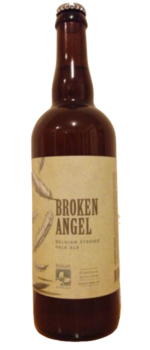 Broken Angel Belgian Strong Pale Ale by Trillium Brewing Company in Massachusetts, United States