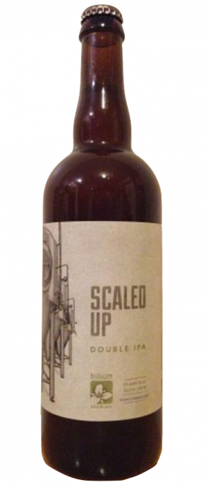 Scaled Up Double IPA