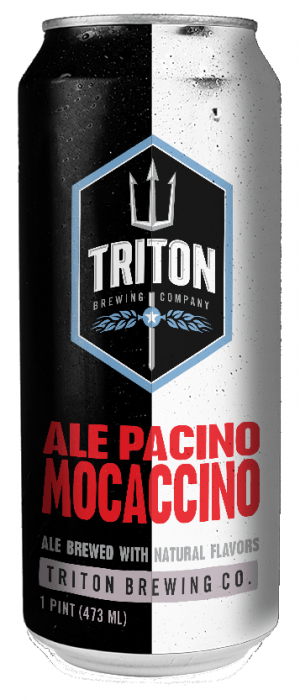 Ale Pacino Mocaccino by Triton Brewing Company in Indiana, United States