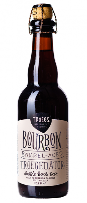 Bourbon Barrel-Aged Troegenator by Tröegs Independent Brewing in Pennsylvania, United States