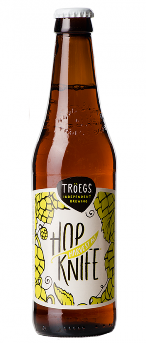 Hop Knife Harvest Ale by Tröegs Independent Brewing in Pennsylvania, United States