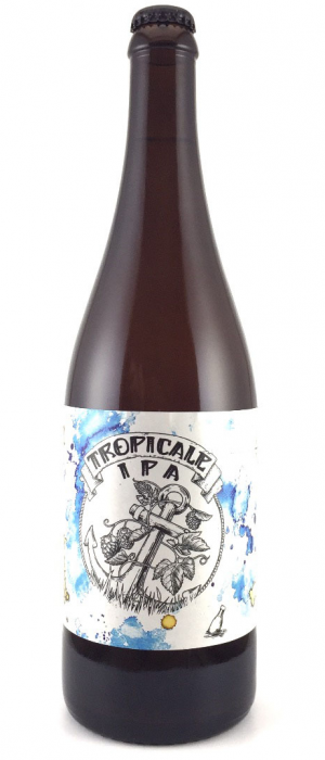 Tropicale IPA by Brasserie Dunham in Québec, Canada