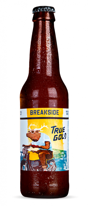 True Gold by Breakside Brewery in Oregon, United States