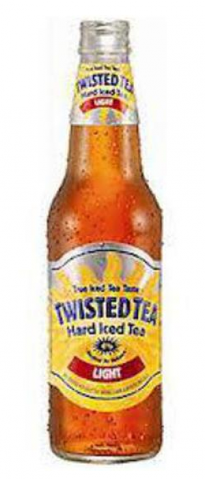 Twisted Tea Light by Twisted Tea Brewing Company in Ohio, United States