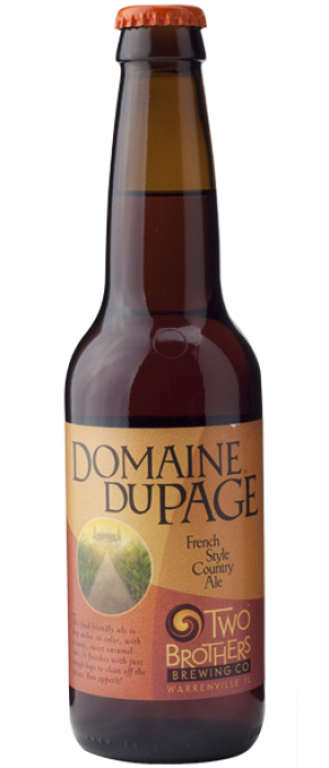 Domaine DuPage by Two Brothers Brewing Company in Illinois, United States