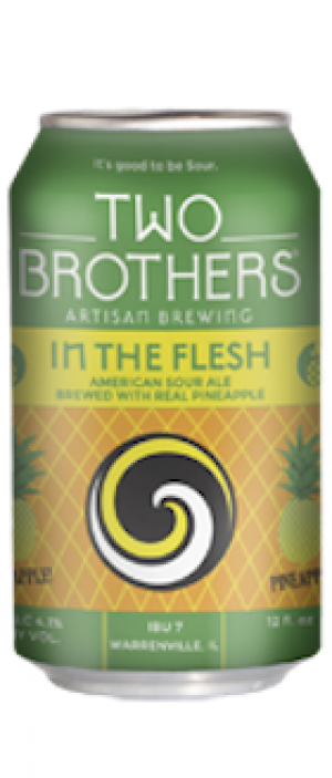 In The Flesh by Two Brothers Brewing Company in Illinois, United States