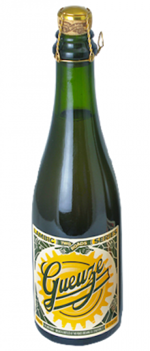 Lambic Style Series: Gueuze by Two Roads Brewing Company in Connecticut, United States