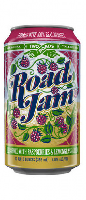 Road Jam Raspberry Wheat