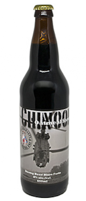 Chinook Oatmeal Stout