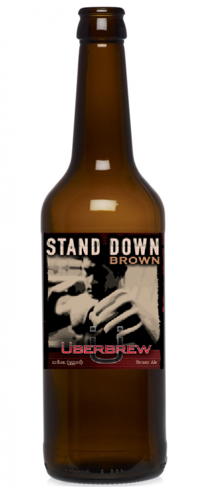 Stand Down Brown
