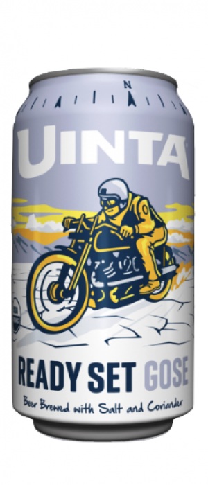 Ready Set Gose by Uinta Brewing Company in Utah, United States