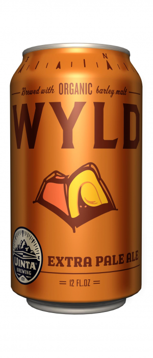 Wyld Simcoe Session Ale by Uinta Brewing Company in Utah, United States