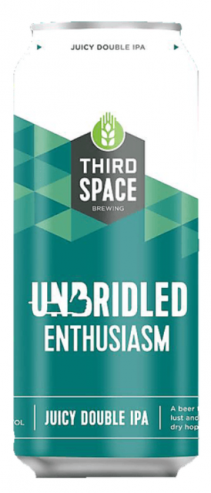 Unbridled Enthusiasm by Third Space Brewing in Wisconsin, United States