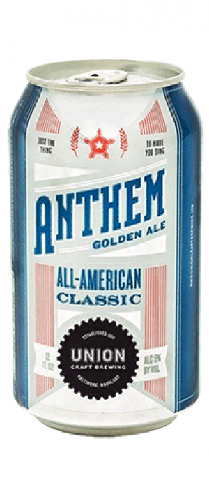 Anthem Golden Ale