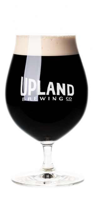 Movembeer by Upland Brewing Company in Indiana, United States