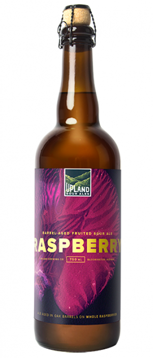 Raspberry by Upland Brewing Company in Indiana, United States