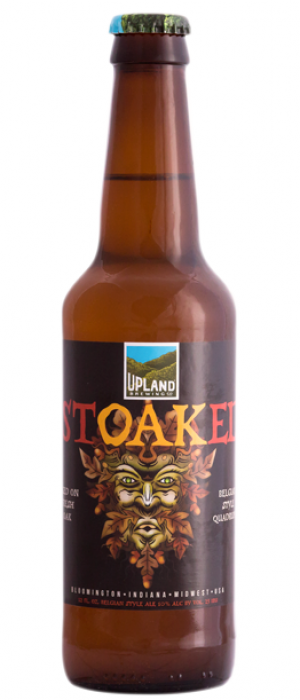 StOAKed by Upland Brewing Company in Indiana, United States