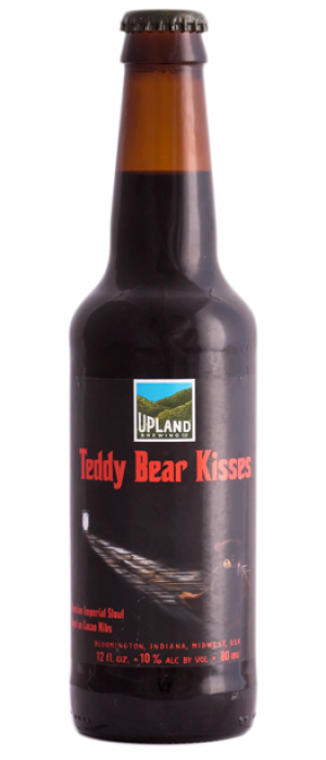 Teddy Bear Kisses by Upland Brewing Company in Indiana, United States