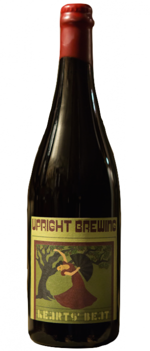 Heart's Beat by Upright Brewing Company in Oregon, United States