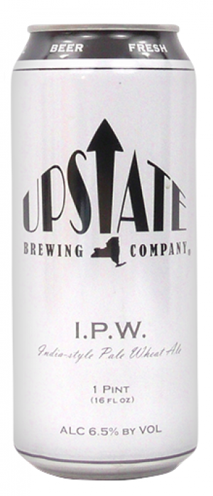 I.P.W. by Upstate Brewing Company in New York, United States