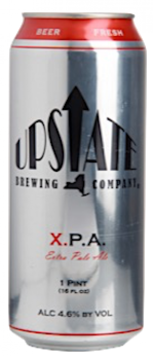 X.P.A. by Upstate Brewing Company in New York, United States