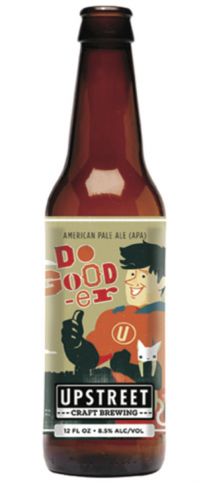 Do Gooder: APA by Upstreet Craft Brewing in Prince Edward Island, Canada