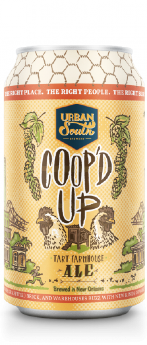 Coop'd Up by Urban South Brewery in Louisiana, United States