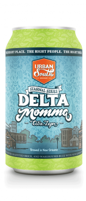Delta Momma by Urban South Brewery in Louisiana, United States