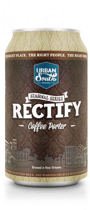 Rectify by Urban South Brewery in Louisiana, United States