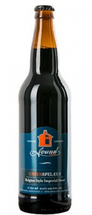 Ursus Spelaeus Belgian Style Imperial Stout by Sound Brewery in Washington, United States
