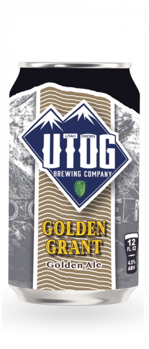 Golden Grant by UTOG Brewing Company in Utah, United States