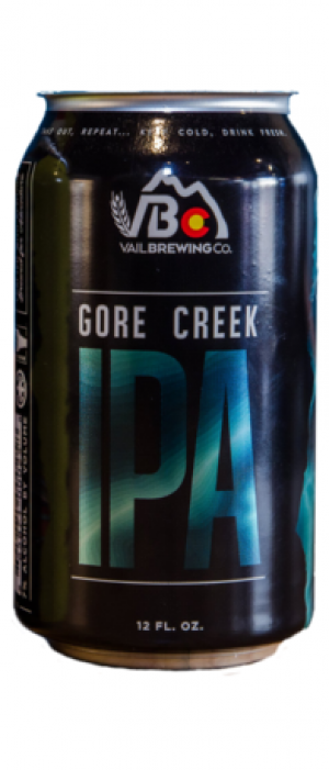 Gore Creek IPA by Vail Brewing Company in Colorado, United States