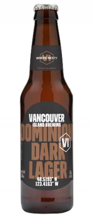 Dominion Dark Lager