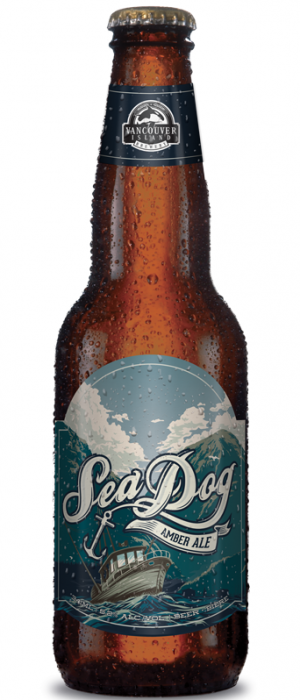 Sea Dog by Vancouver Island Brewing in British Columbia, Canada