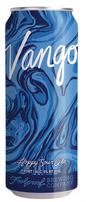 Vango by Foolproof Brewing Company in Rhode Island, United States