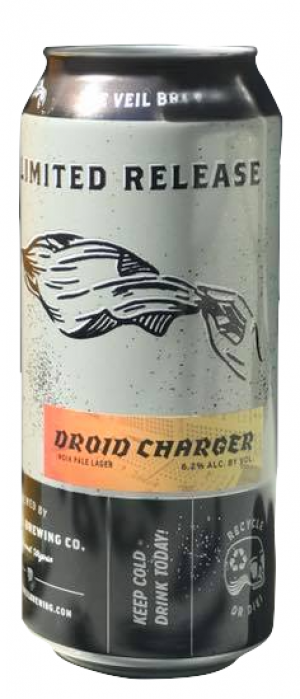 Droid Charger by The Veil Brewing Company in Virginia, United States
