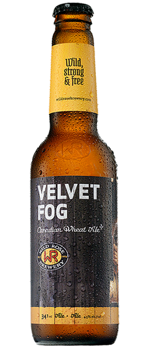 Velvet Fog by Wild Rose Brewery in Alberta, Canada