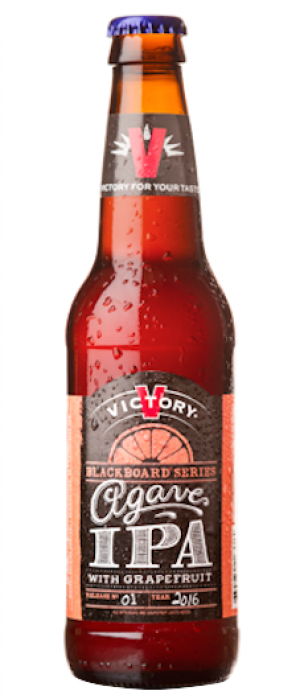 Agave IPA by Victory Brewing Company in Pennsylvania, United States
