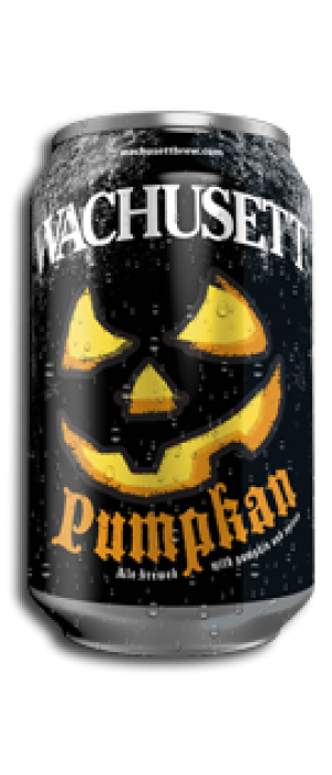 Pumpkan by Wachusett Brewing Company in Massachusetts, United States