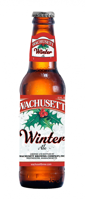 Winter Ale by Wachusett Brewing Company in Massachusetts, United States