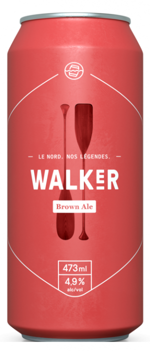 Walker by Microbrasserie St-Pancrace in Québec, Canada