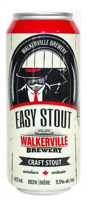 Easy Stout by Walkerville Brewery in Ontario, Canada
