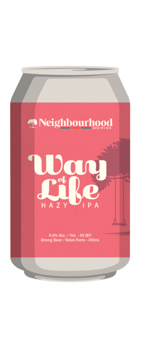 Way of Life by Neighbourhood Brewing in British Columbia, Canada