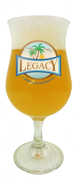 Weiss Guy by Legacy Caribbean Craft Brewery in Florida, United States