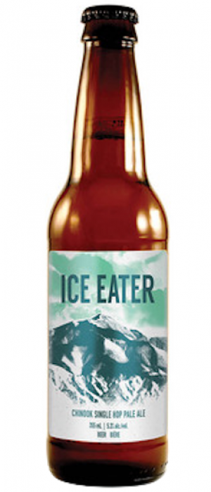 Ice Eater by Wellington Brewery in Ontario, Canada